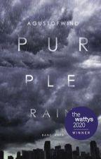 Purple Rain by agustofwind