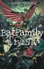 Batfamily Trash by SaltyPidgeon
