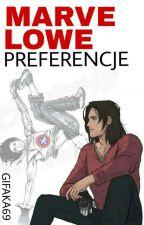 Marvelowe Preferencje  by KlaudiaLightwoodStan