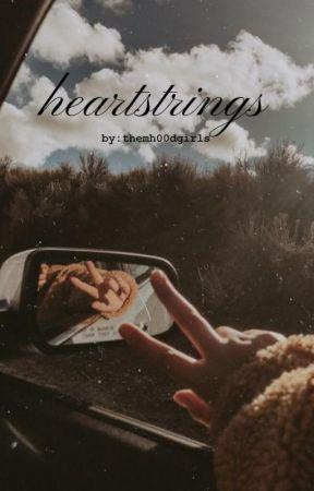 heartstrings ღ cake au by themh00dgirls