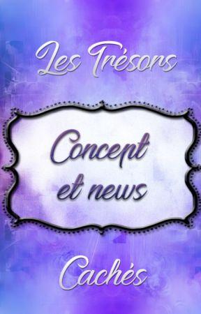 Les Trésors Cachés : Concept & News by LesTresorsCaches