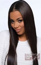 Lauren London A.K.A. New New on hold by samilicious