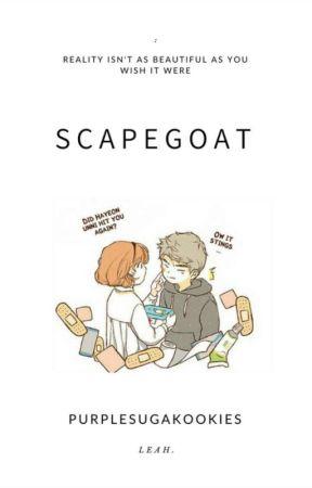 Scapegoat }•{Kim Taehyung}•{ by purplesugakookies