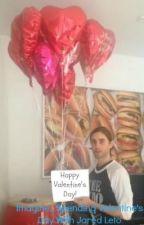 Imagine.. Spending Valentine's Day With Jared Leto by imaginejaredleto
