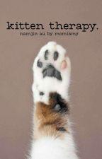 kitten therapy | namjin yoonmin vkook by momismy