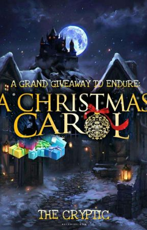 A CHRISTMAS CAROL | GIVEAWAY by TheCRYPTIC_