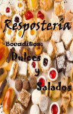 Respostería - Bocaditos: Dulces y Salados by Trafalgar_D_Alaude