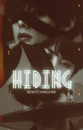 HIDING; [YOONJIN + TAEJIN] by bewitchinghrk