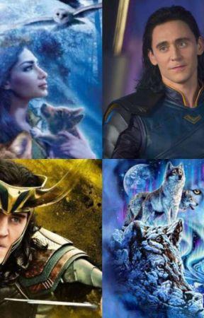Ragnarok: The Huntress (Loki Love Story) by Lara_the_daydreamer