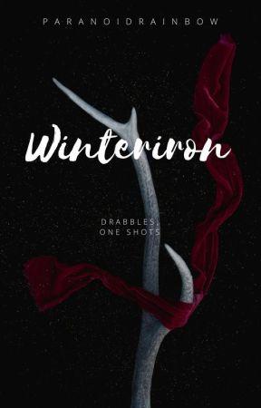 WinterIron.  Drabbles/One-Shots. by ParanoidRainbow