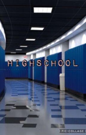 Highschool  by ImagineWagon