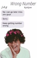 wrong number ; jack dylan grazer by Kyslyss