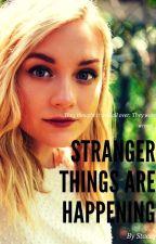 Stranger Things Are Happening. (Jonathan Byers) by Staceeeeers