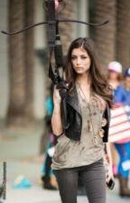 katana and the crossbow (daryl Dixon fan fic) by nightblackwolf2103