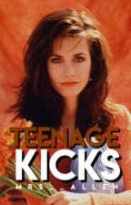 TEENAGE KICKS | STRANGER T. by mrs__allen