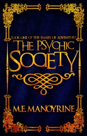 THE PSYCHIC | BOOK ONE by munecita_