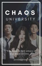 Chaos University by serendipitinee_