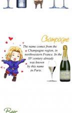 [Champagne] 1p Germany X Male Reader X 2P Germany by Josy_Has_Rainbows