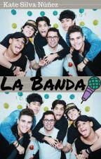 """""""LA BANDA"""" CNCO Y TU (ACTUALIZANDO) by novelas_Fans"""