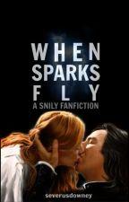 When Sparks Fly | Severus Snape/Snily by severusdowney