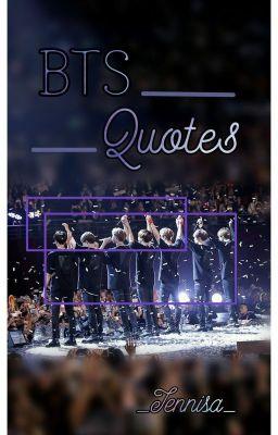 Đọc truyện BTS Quotes