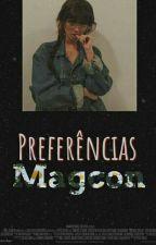 Preferências    Old Magcon  by -NajaMendes-