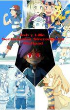 Ash y Lillie (Sentimientos Sincronizados) by StevenXd999