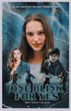 ONE BLINK FOR YES ( will byers. ) by -saoirses