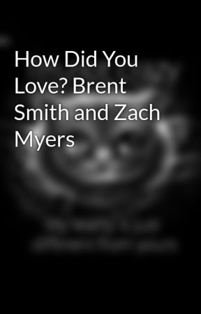 How Did You Love? Brent Smith and Zach Myers by ashleecoleman1