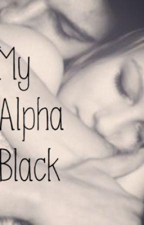 My Alpha Black by ginag95