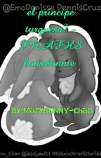 el príncipe turquesa? - FNAFHS bonxbonnie  by MaryBUNNY-chan