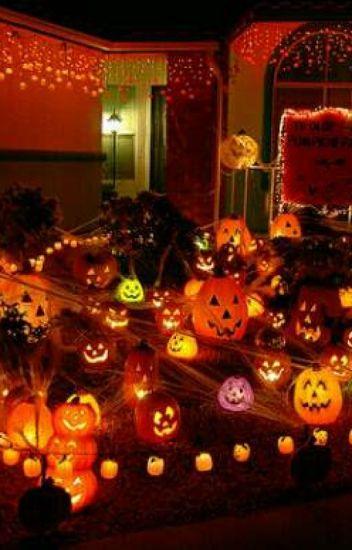 un halloween especial《rubelangel》