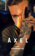 Axel by xoxohavanaxoxo