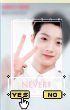 never | lai guanlin by wonchaes