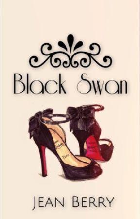 Black Swan by JeanElizabethAlice