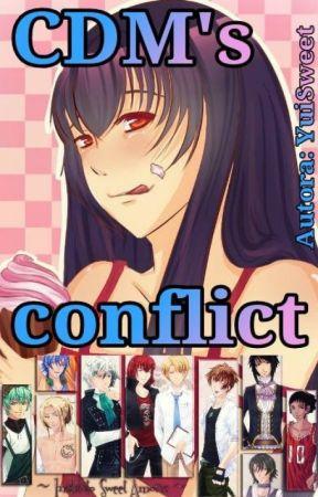 CDM's conflict [Fanfic Corazón de Melón] by YuiSweet