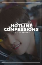 Hotline Confessions / chan by notsparky
