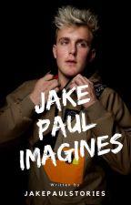 Jake Paul Imagines by jakepaulstories