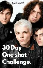 30 Day oneshot challenge (FRERARD) by YouTube-Inception