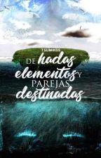 De Hadas, Elementos Y Parejas Destinadas || Yoonmin by TSUMIN99