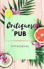 Critiques et pubs ( Ne Prend Plus De Commande) by Vittacheval