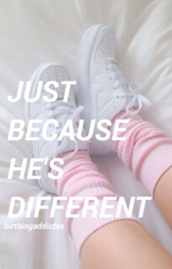 just because he's different :: l.s.