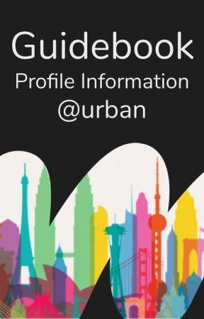 Behind the Scenes: Urban Guidebook by urban