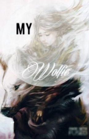 My wolfie by lolmonster07