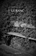 LE BANC by misslilise