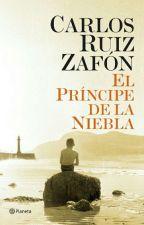 El Príncipe de la Niebla (resumen largo de todos los capítulos) by martaorban