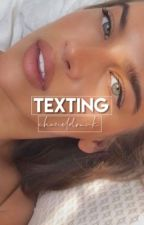 texting | ➳ shawn mendes  by -chaneldrunk