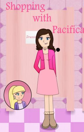 Shopping with Pacifica (Dazzling Falls AU Oneshot) by DazzlingGirl016