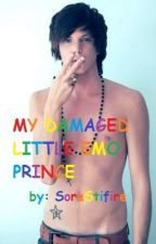 My damaged little emo prince (boyxboy) by SoraStrifire