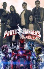 Power Rangers: Fênix by TonyLeeParker